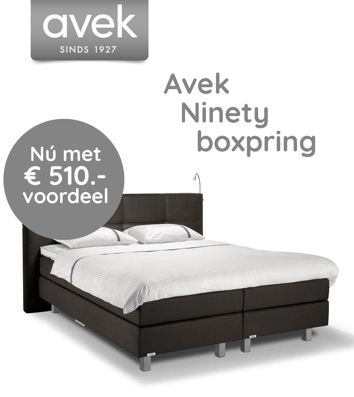 Avek Ninety Boxpring
