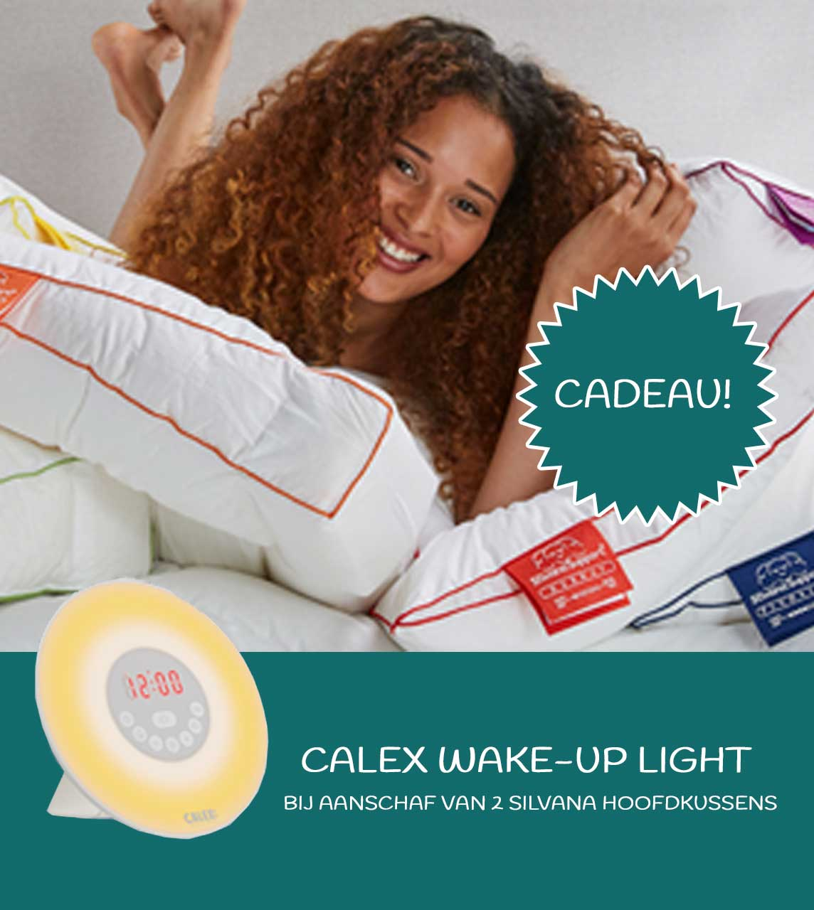 Calex wake-up light cadeau!