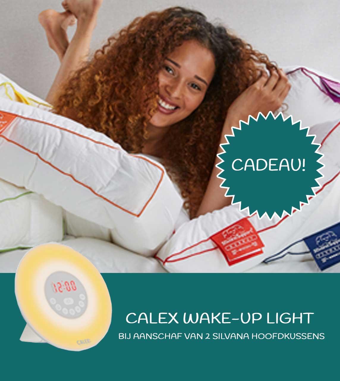 Calex wake-up light cadeau!