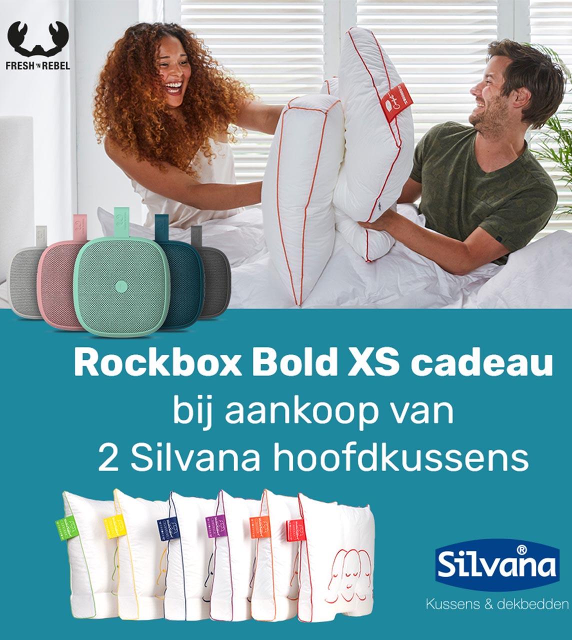 Rockbox Bold XS cadeau!
